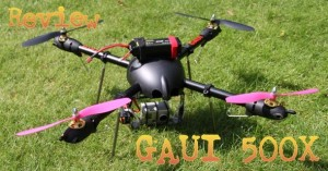 GAUI 500X - Review/ Test