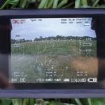 CarbonBird LCD Livebild