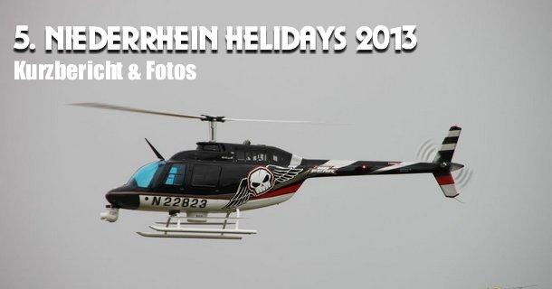 5. Niederrhein Helidays 2013 - FMSV Kleinenbroich e.V.